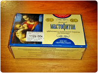 Мастофитон чай: состав и применение при мастопатии