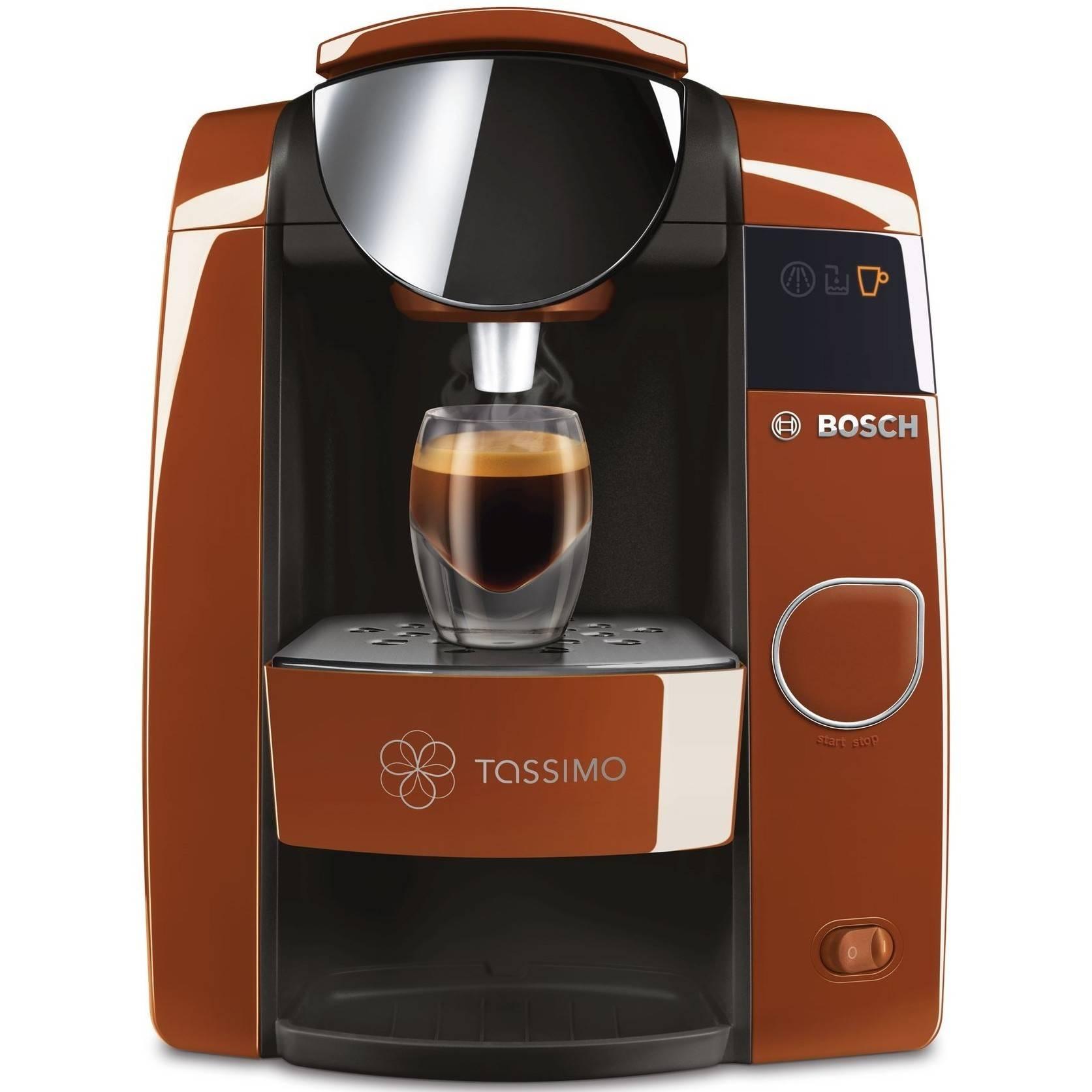 Капсульная кофемашина бош тассимо инструкция