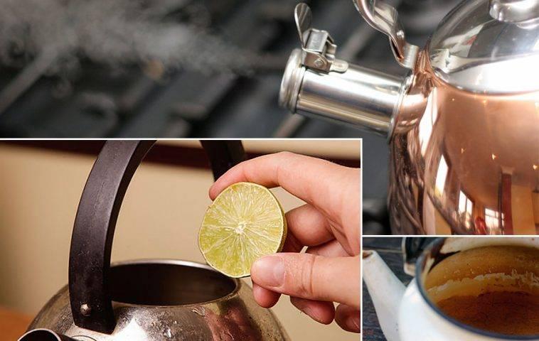 Как очистить налет от кофе с чашки, термоса, турки… – методы