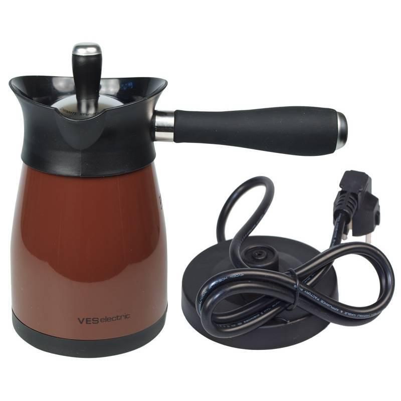 Что выбрать – кофеварку или электротурку?