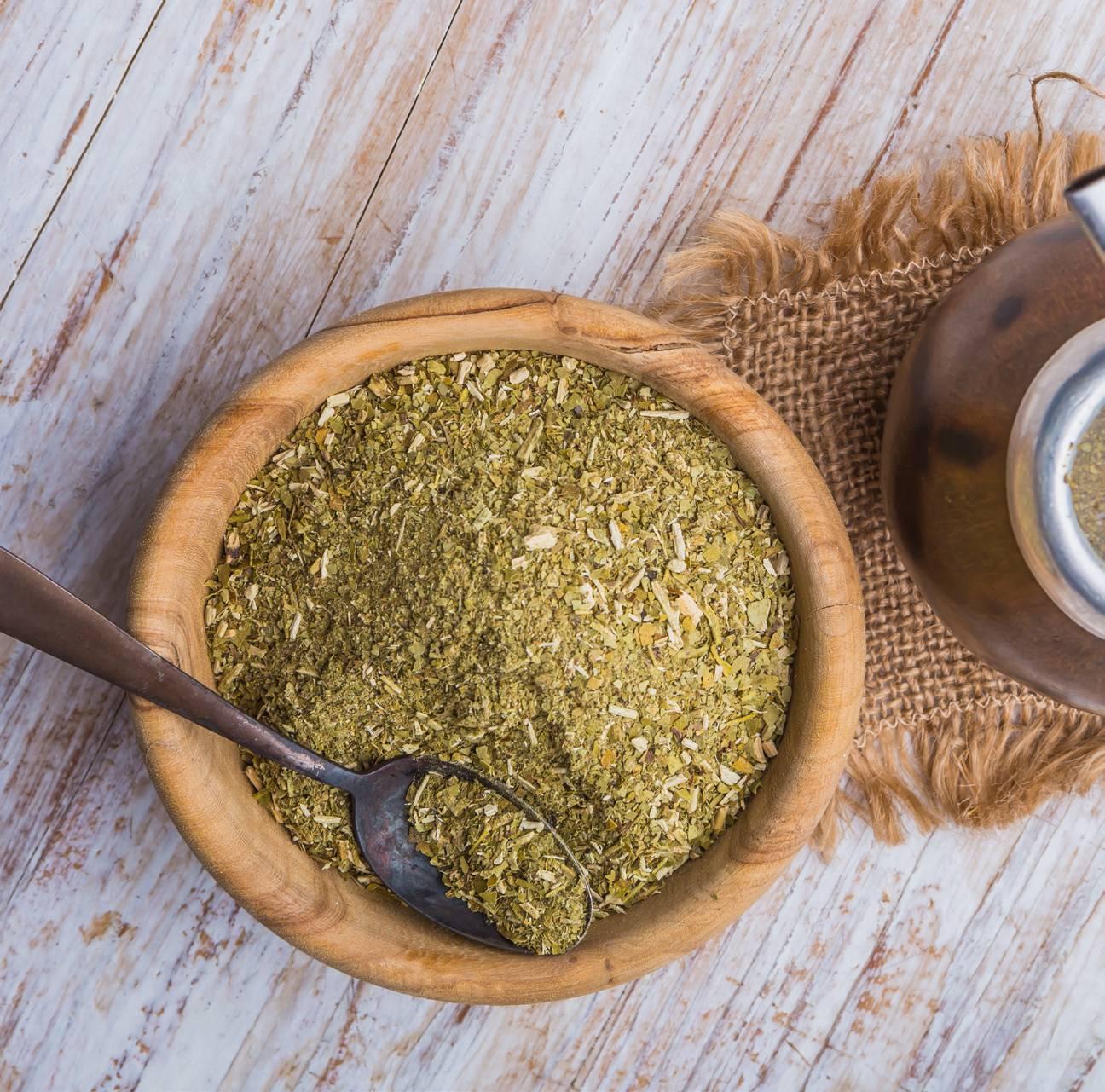 Состав чая мате, польза, вред и противопоказания к использованию напитка