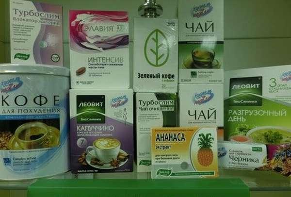 Недорогие и эффективные средства для похудения в аптеке, отзывы о них