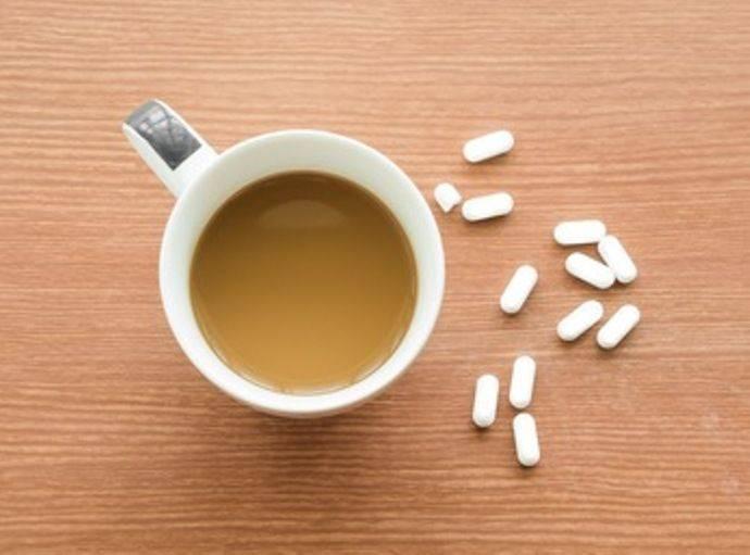 Совместимость кофе и лекарственных препаратов