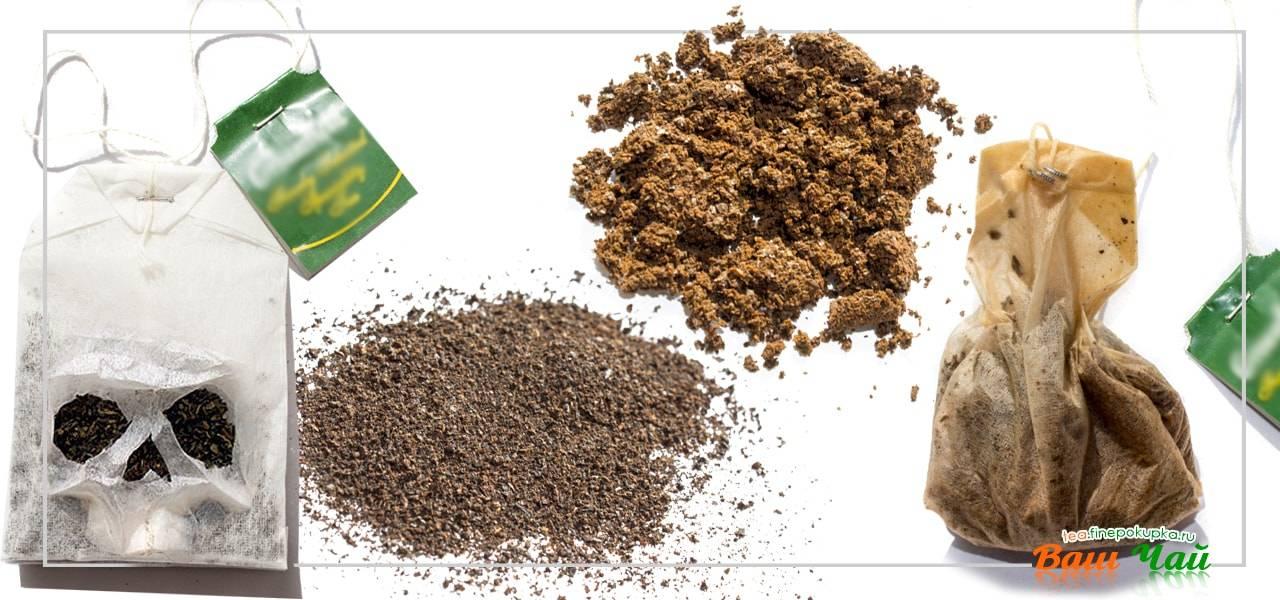 Чай в пакетиках: польза и вред, рейтинг лучших марок