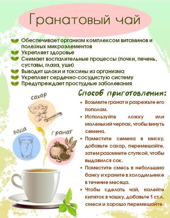 Чай от простуды: лечимся народными средствами