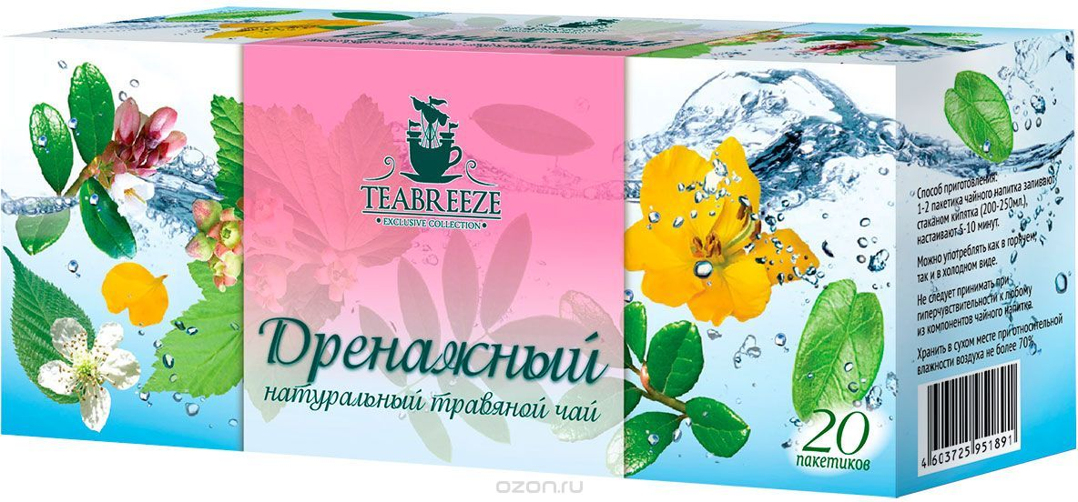 Травяные чаи для похудения в домашних условиях, рецепты