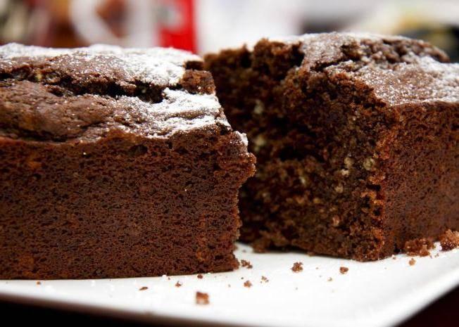 Пошаговый рецепт шоколадного торта на кефире с фото