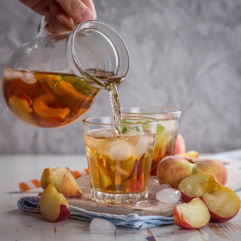 Как приготовить чай из листьев садовых растений