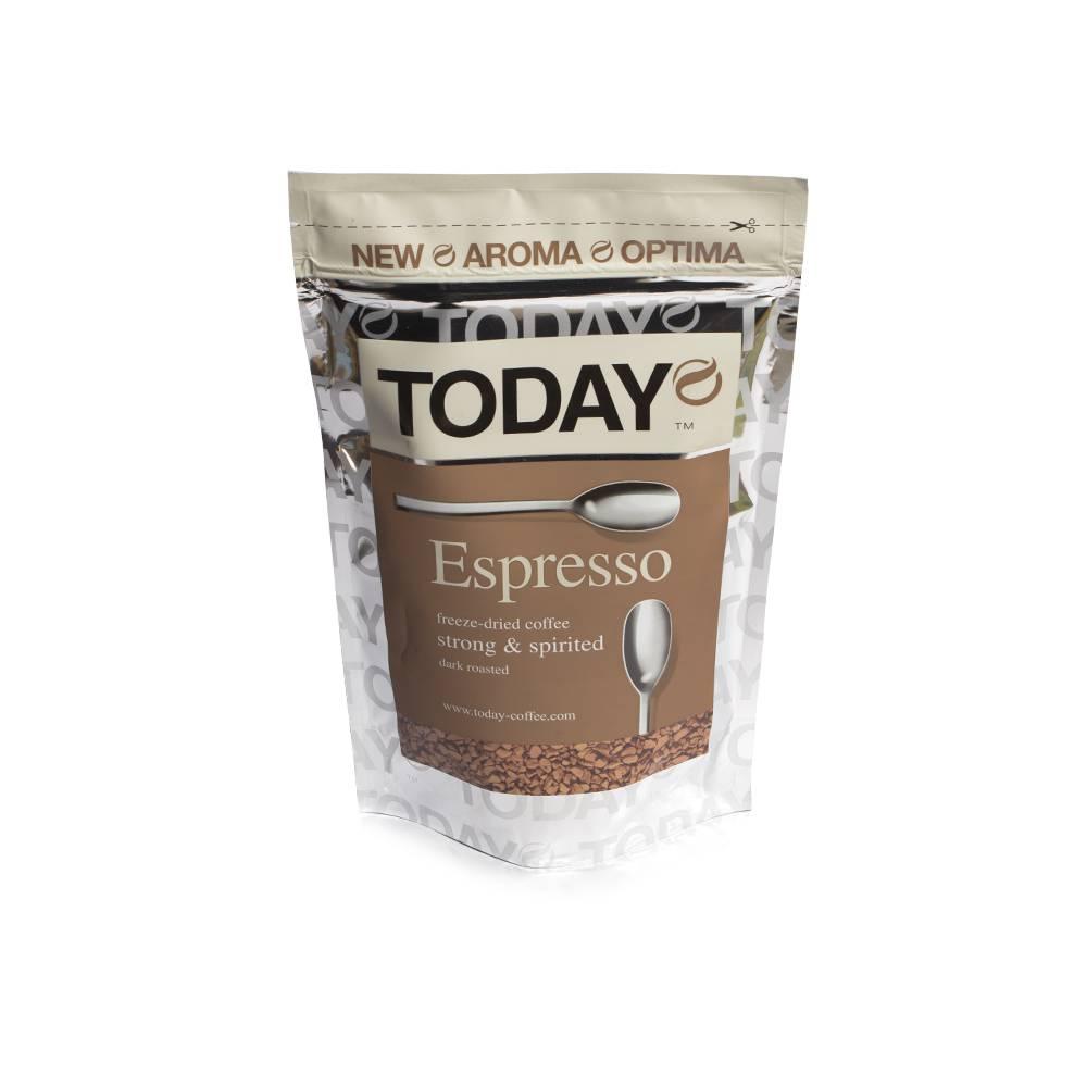 Кофе today, описание, ассортимент, отзывы, цены, особенности