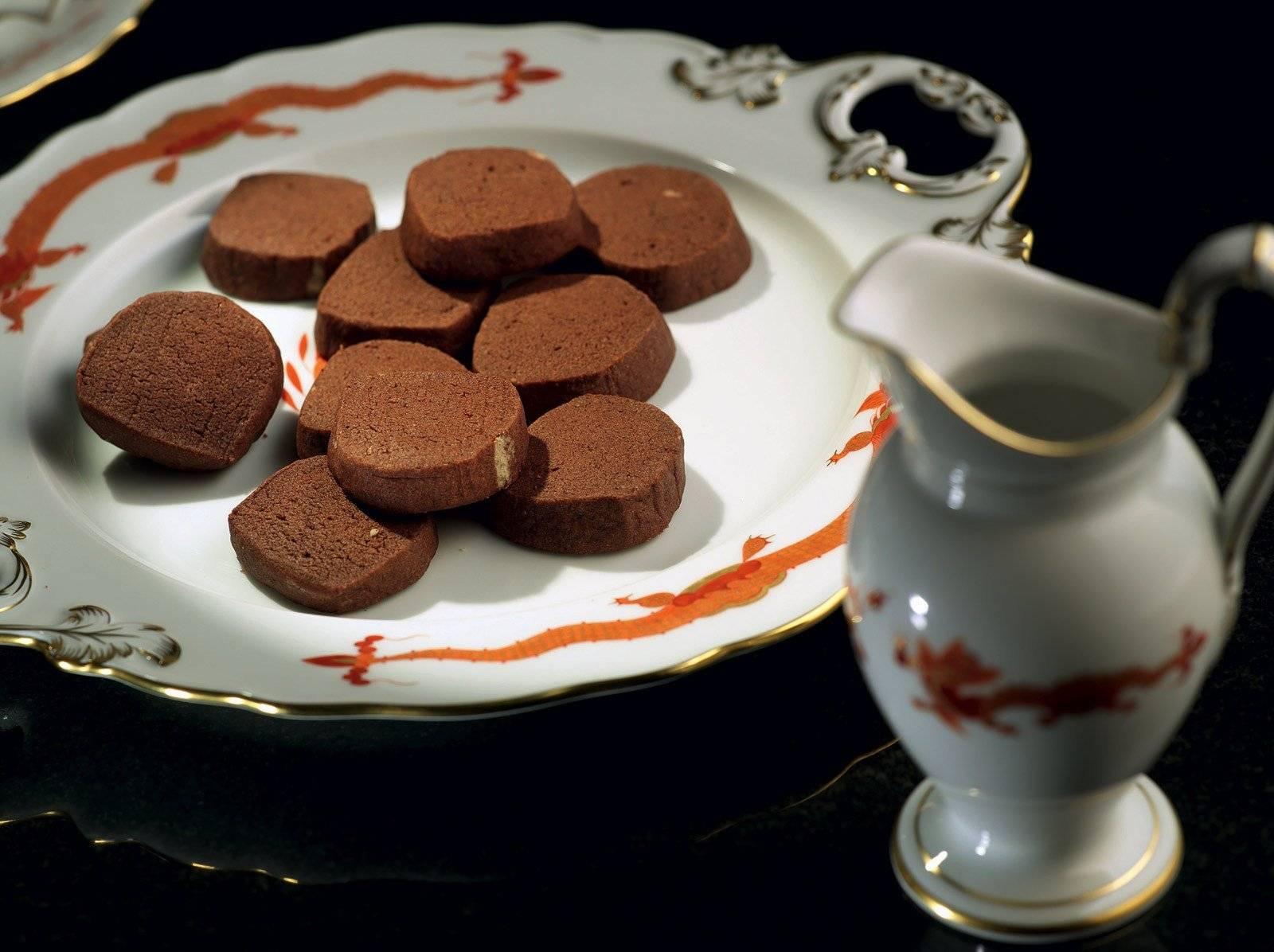 Печенье шоколадное – рецепты в домашних условиях