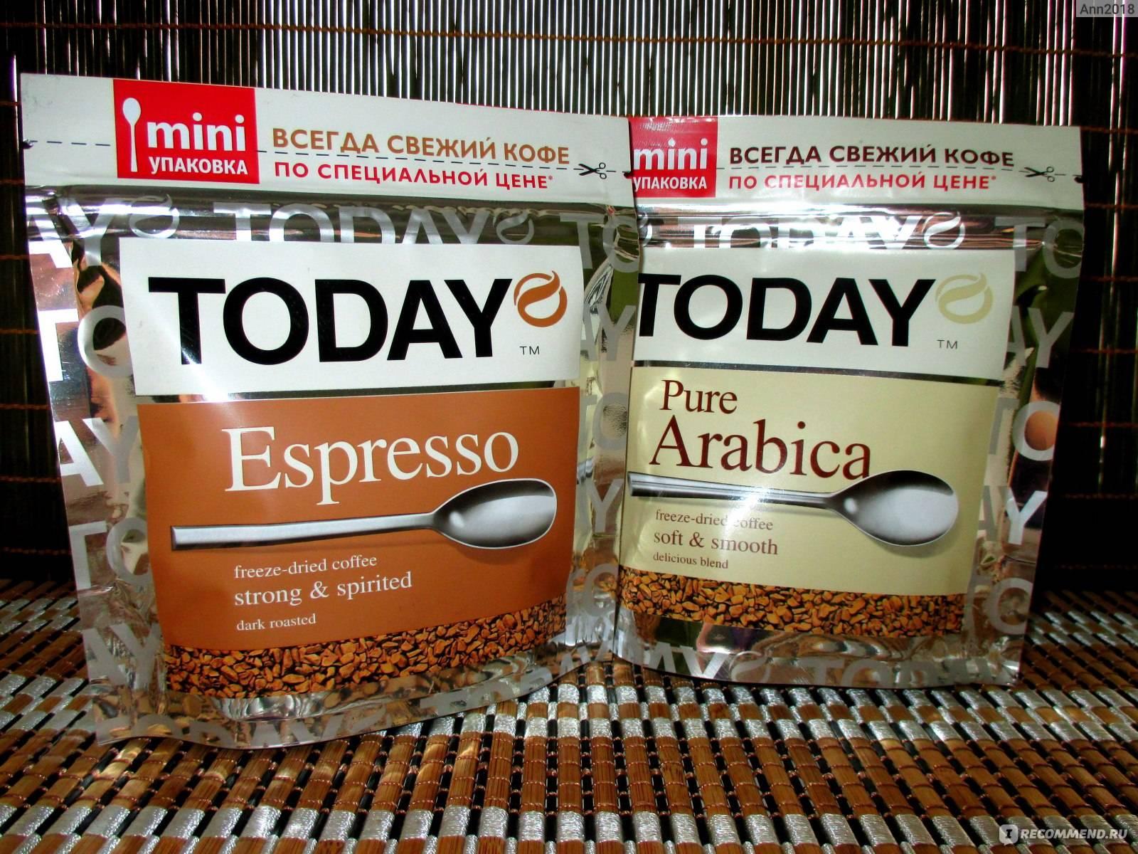 Кофе today: из чего делают, как правильно заваривать, какие разновидности есть