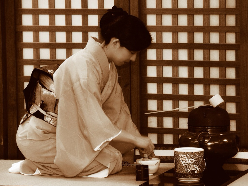 Чайная церемония в японии: разновидности и основные моменты
