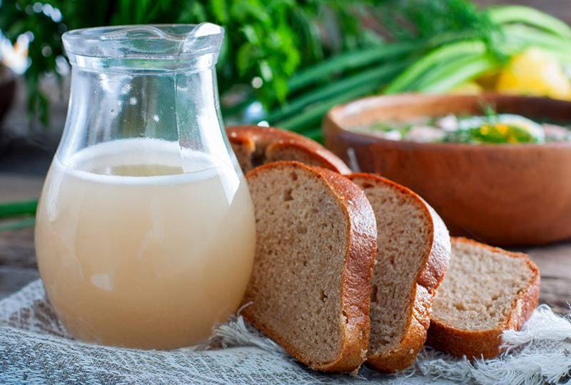 Хлебный квас — как правильно сделать закваску и приготовить квас из хлеба