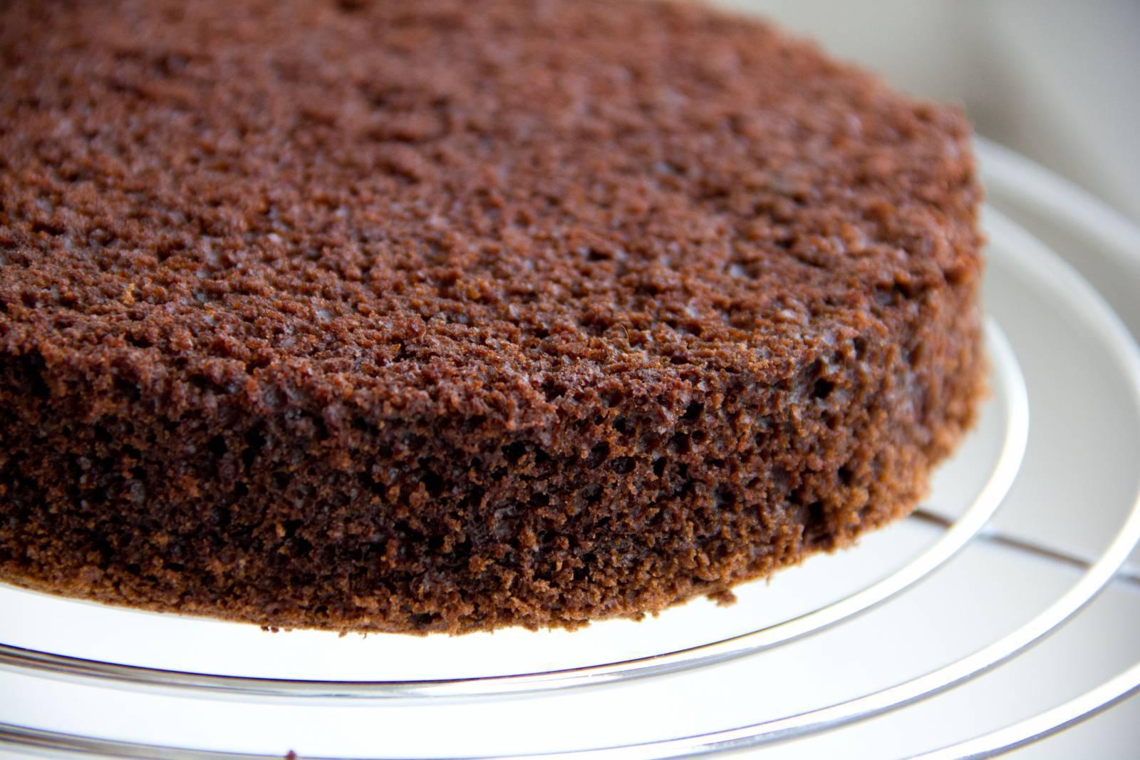 Пышный бисквит на кефире в домашних условиях 6 простых рецептов
