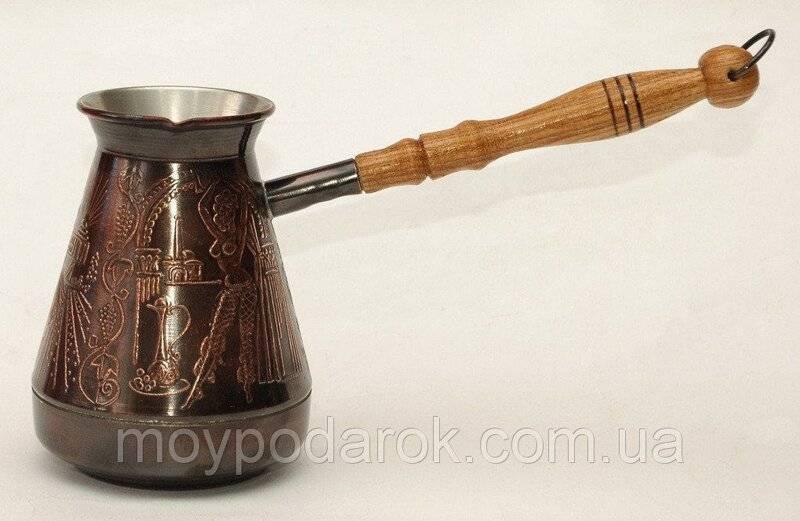 Как выбрать турку для приготовления кофе - журнал expertology.ru