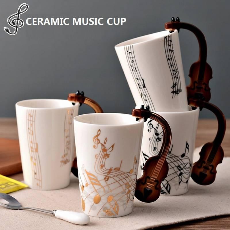 Разновидности чашек для кофе: особенности выбора