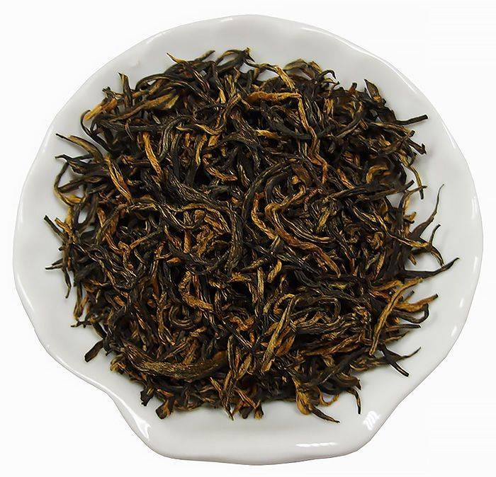 Описание чая исин хун ча