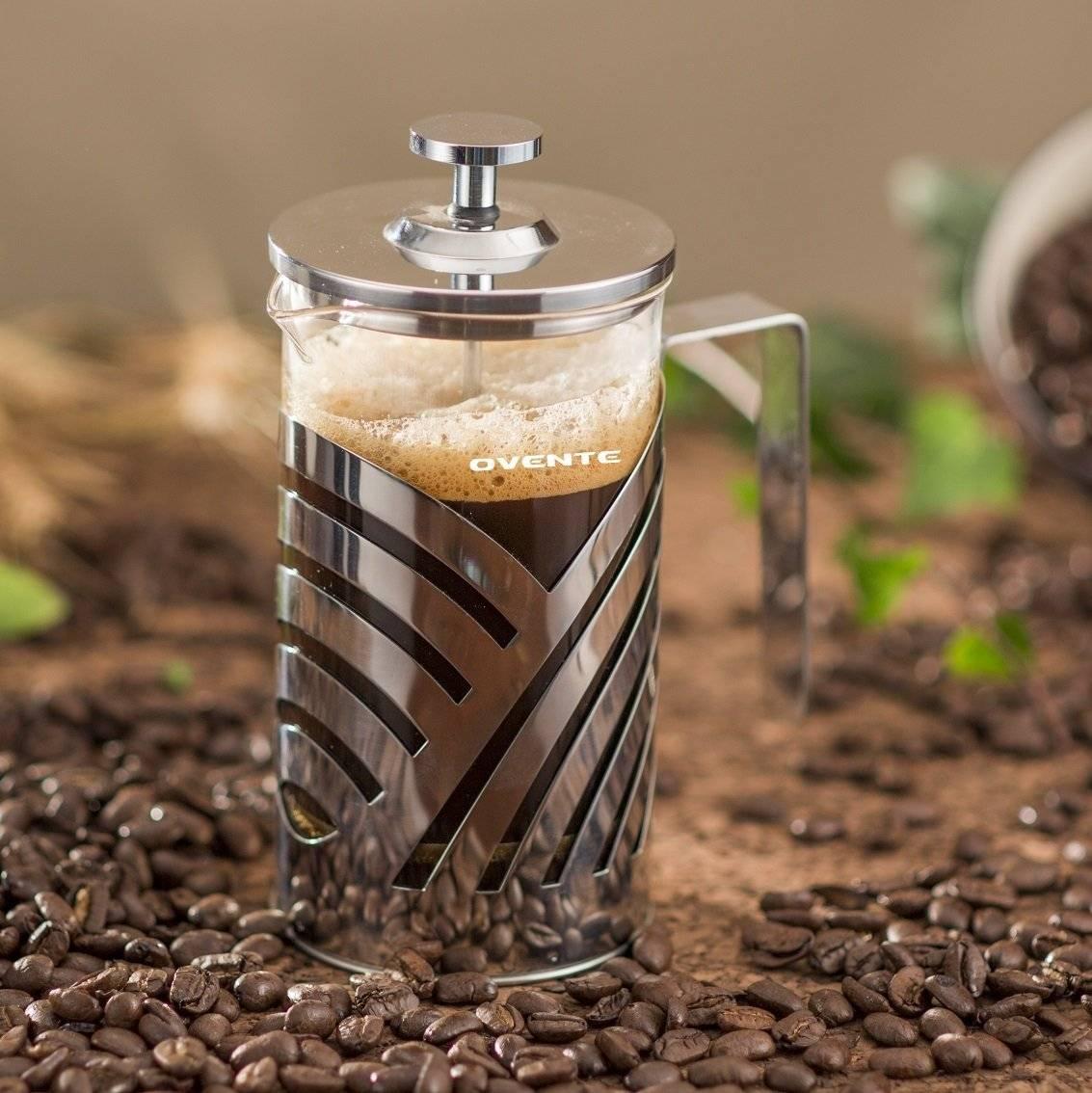 Френч-пресс и эспрессо — сравнение двух классических методов заваривания кофе