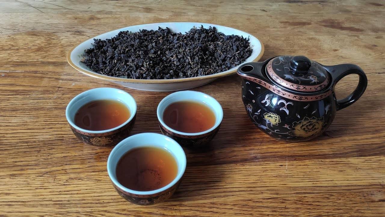 Чай улун тегуаньинь: заваривание, польза и вред, отзывы