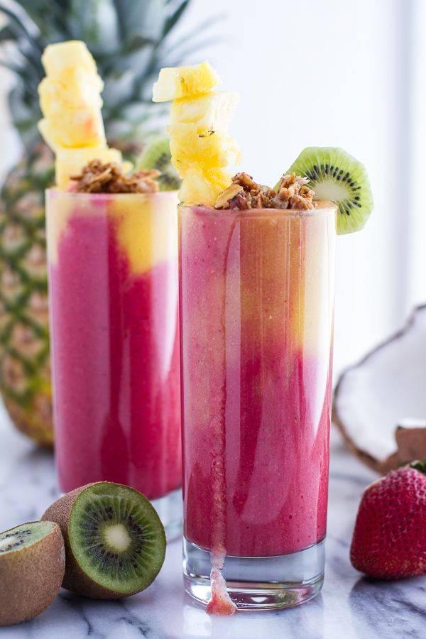 Смузи и фреш для похудения. диеты со смузи и фреш. как приготовить овощной и фруктовый смузи.