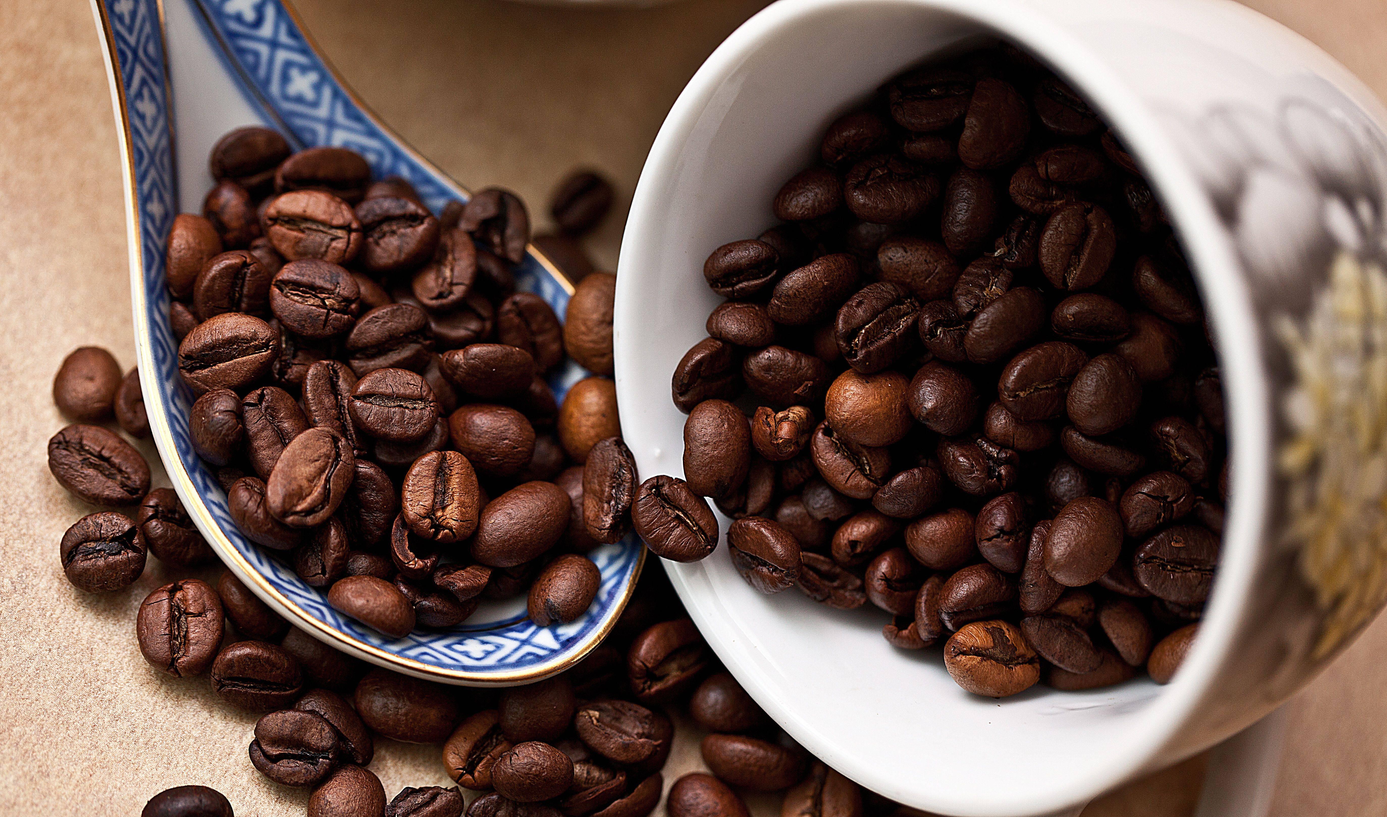 Что такое белый кофе