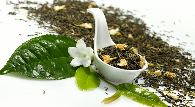 Зеленый чай с жасмином: от снижения веса до снятия стресса