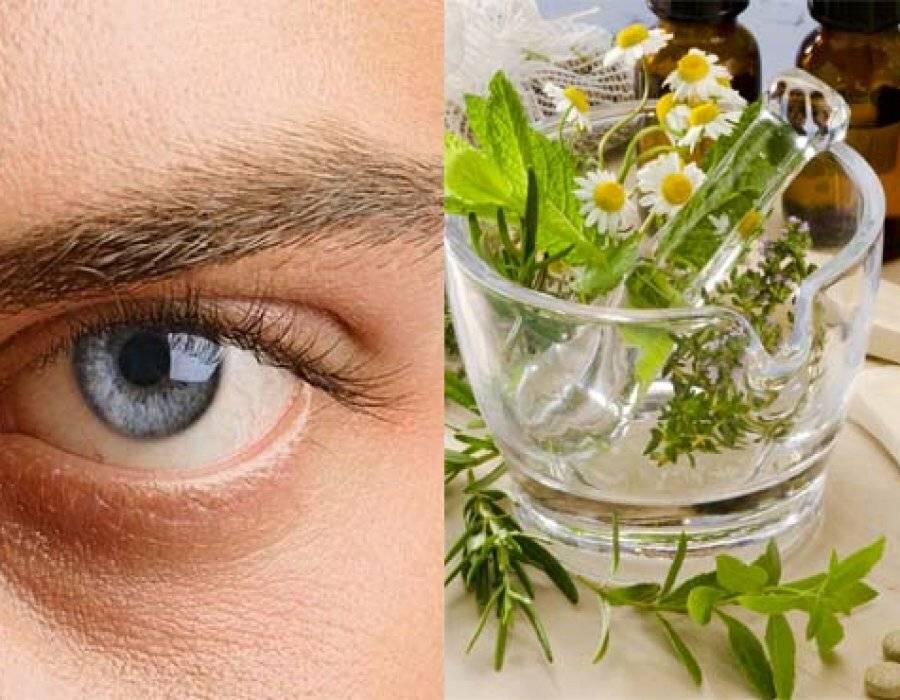 Чай — самое доступное и эффективное средство для лечения конъюнктивита