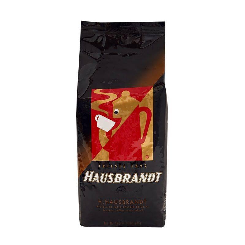 Кофе hausbrandt, хаусбрандт в зернах + отзывы