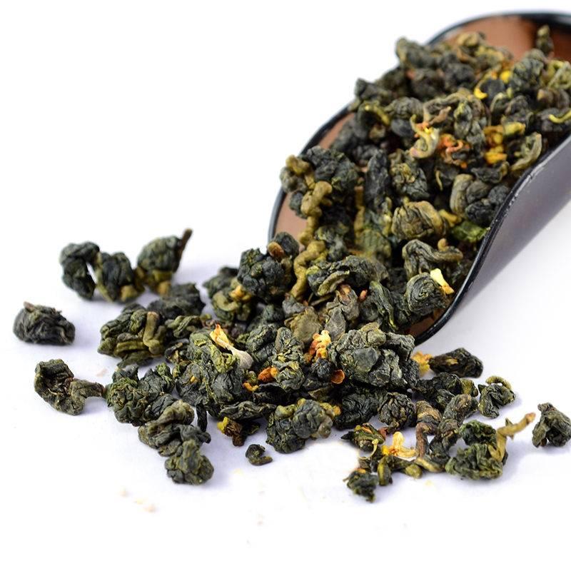 Зеленый чай с османтусом польза и вред - польза или вред