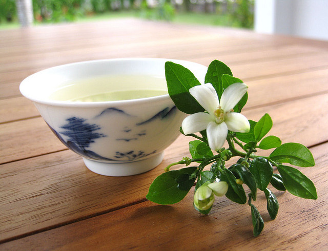 Чай с жасмином польза и вред