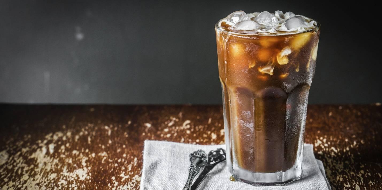 Кофе со льдом, рецепты классические и праздничные