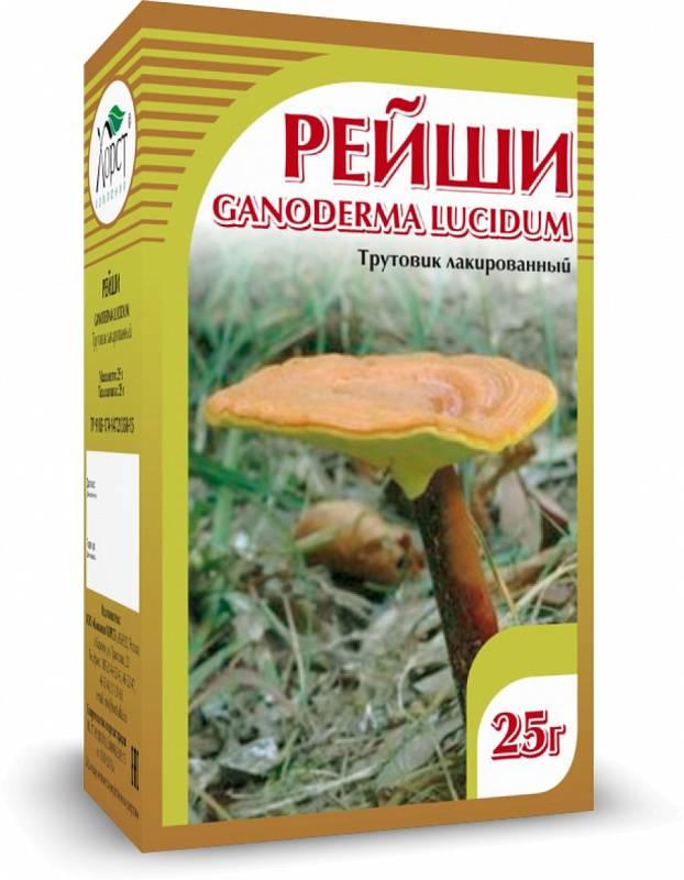 Полезные свойств гриба рейши, состав, применение в лечении и противопоказания
