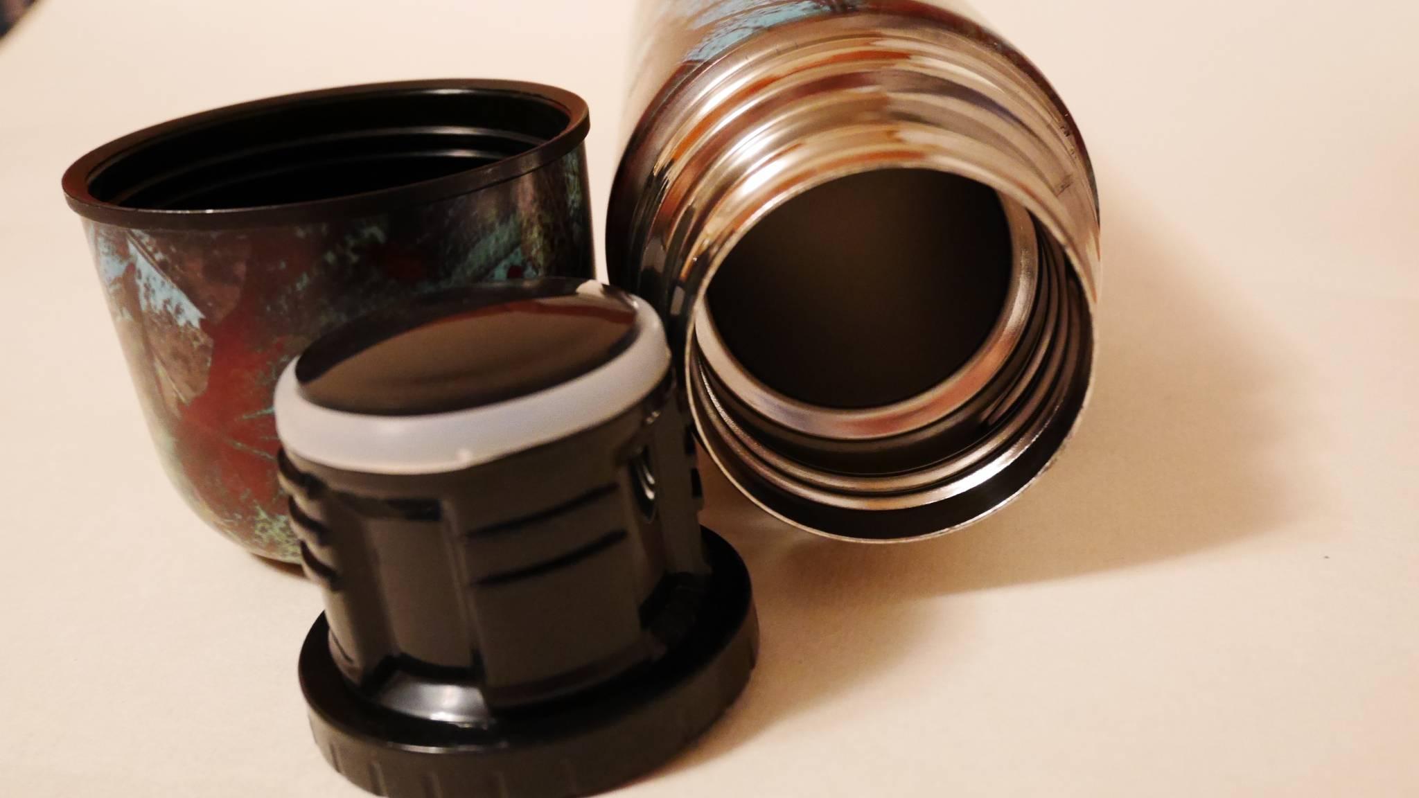 Как очистить термос от накипи и чайного налёта