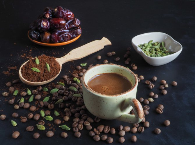 Кофе с корицей и кардамоном польза и вред