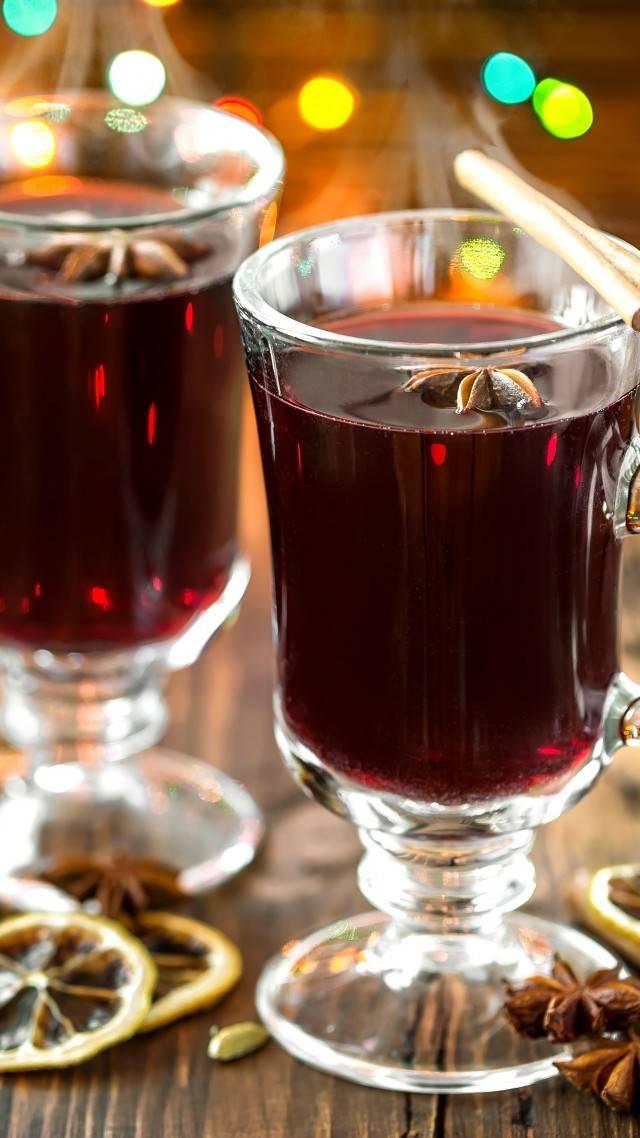 Безалкогольный глинтвейн рецепт с фото пошагово и видео - 1000.menu
