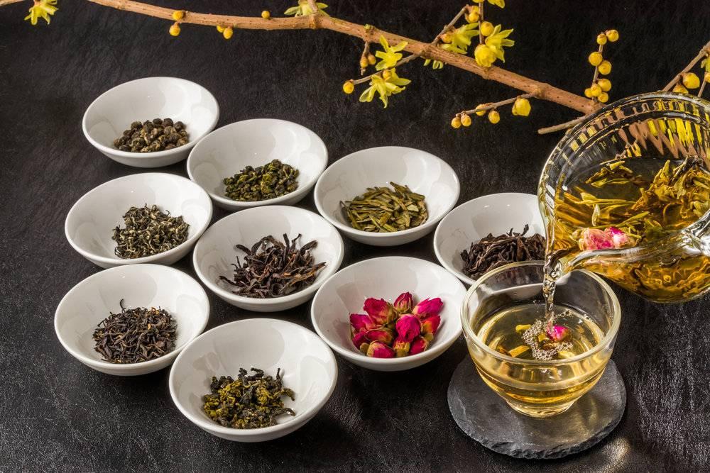 Чай и чайные напитки