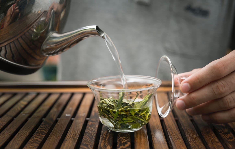 Можно ли пить зеленый чай при беременности — беременность. беременность по неделям.