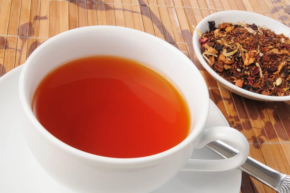 Африканский чай ройбос: свойства и польза напитка