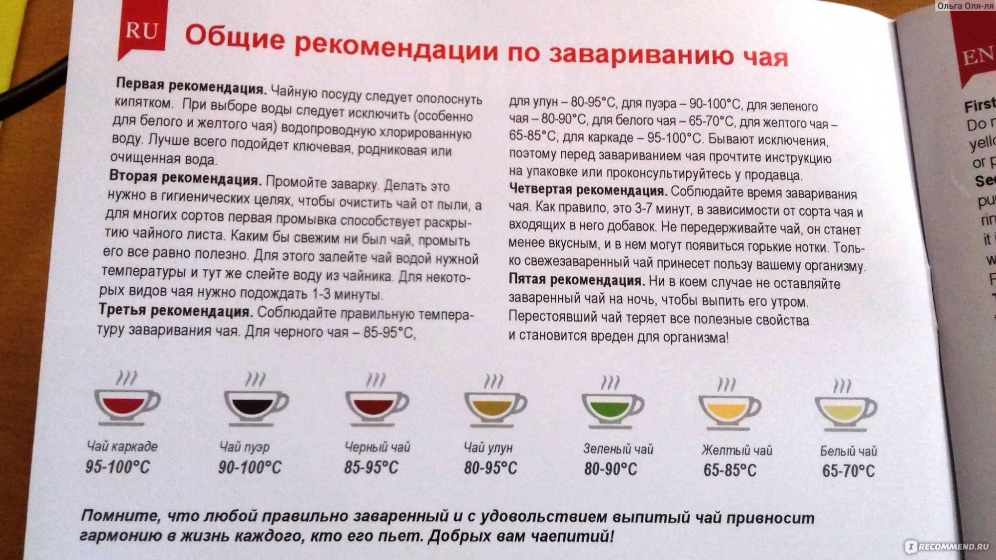 Как правильно заваривать чай в чайнике: выбираем и готовим воду, подбираем посуду.