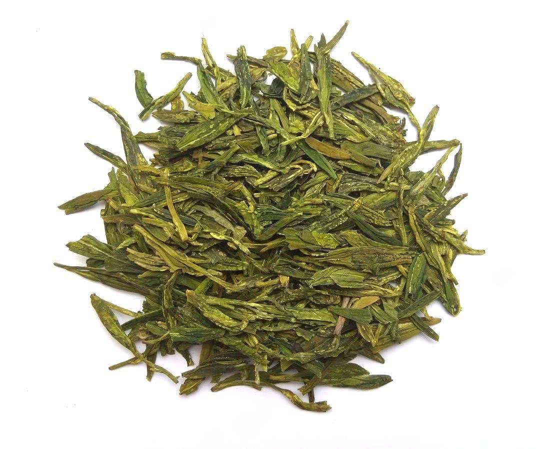 Обзор зеленого чая лунцзин (колодец дракона)