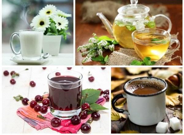 зеленый чай перед сном можно ли пить