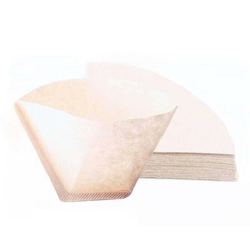 Фильтры для кофеварки бумажные 4 и 2 разница