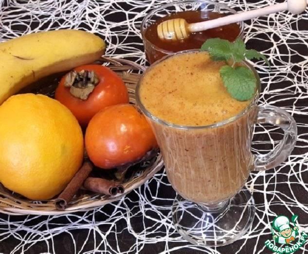 Смузи с овсянкой и бананом на завтрак – потрясающий источник красоты, секреты приготовления