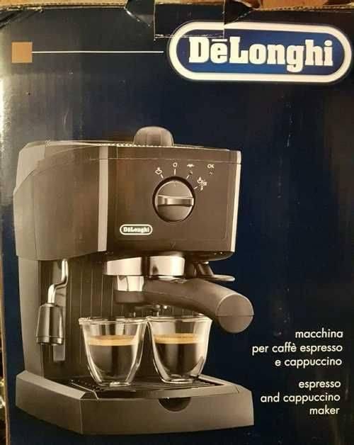 Как приготовить кофе экспрессо   инструкция по эксплуатации delonghi ec 190