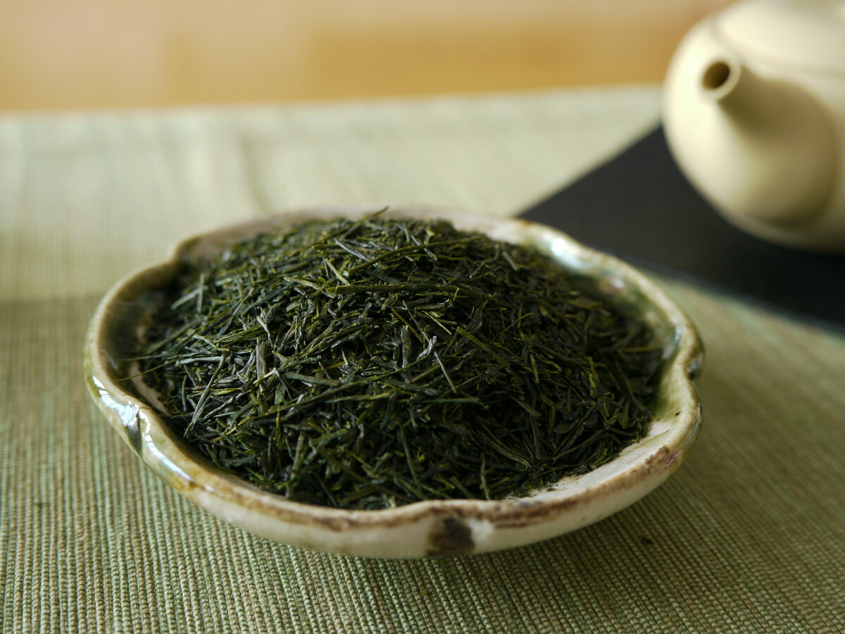 Чай сенча – новая мода на повседневный напиток японцев