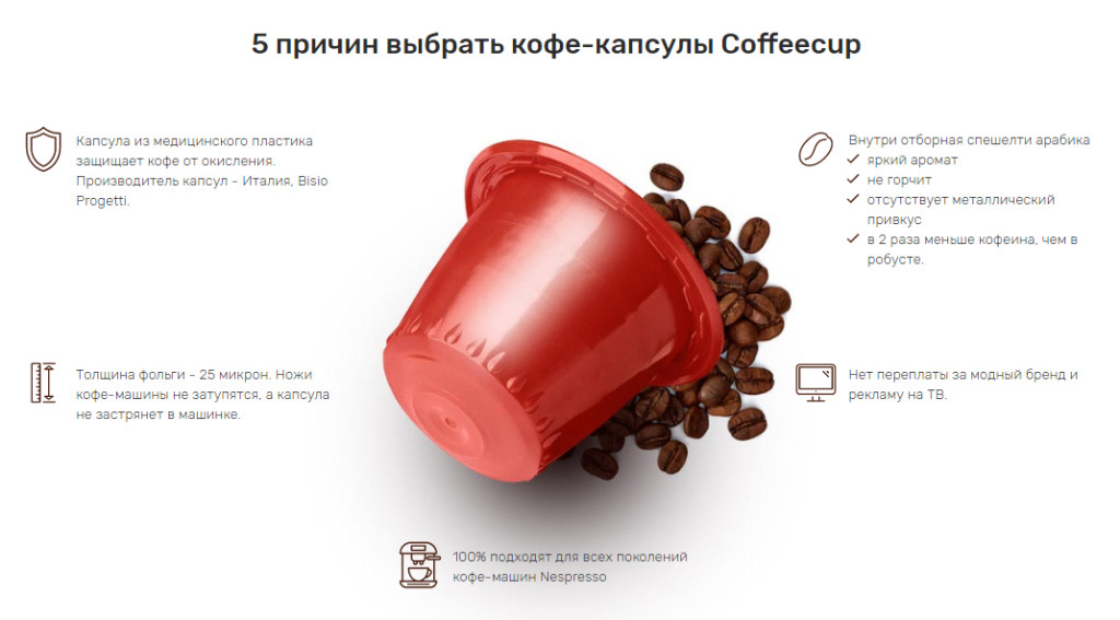 Кофе в капсулах - что это такое и какие бывают стандарты капсул