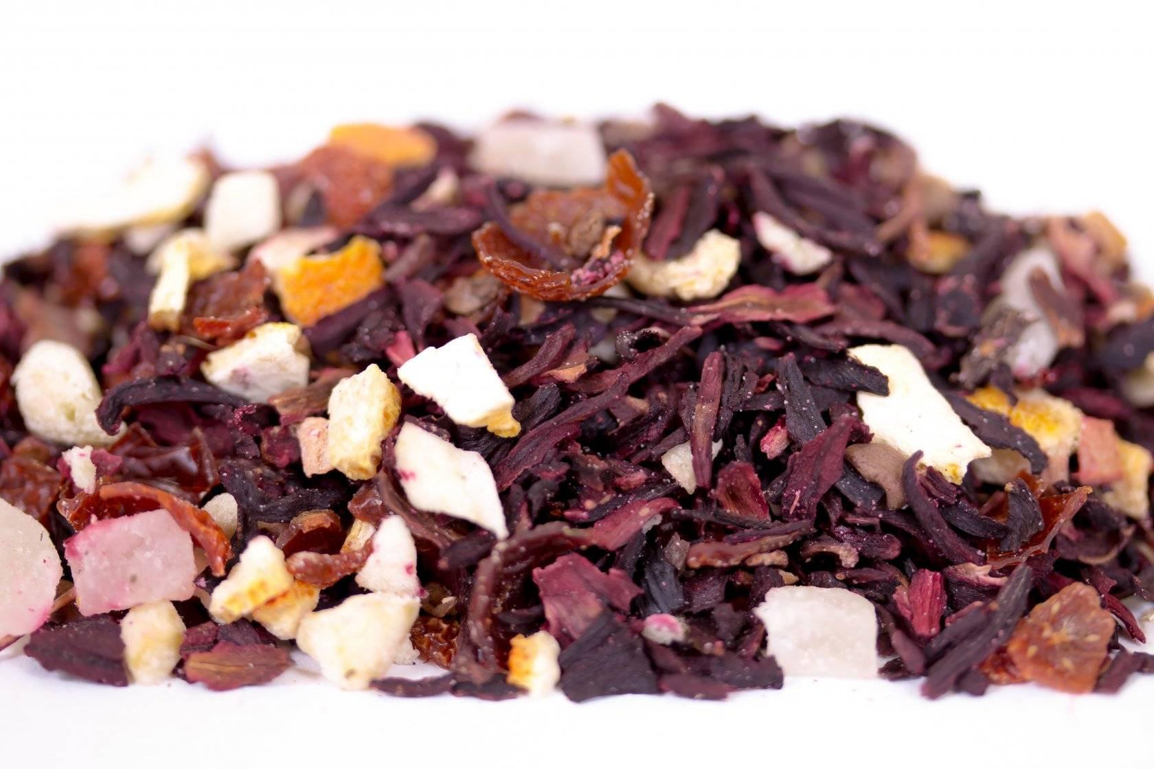 Наглый фрукт: польза и рецепты фруктового чая