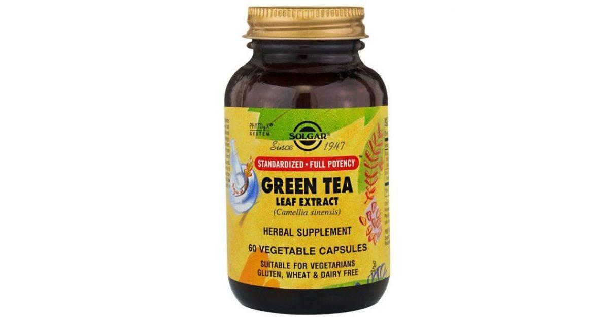 Экстракт зеленого чая и отзывы о нем
