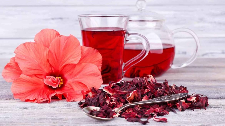 Чай каркаде: польза и противопоказания