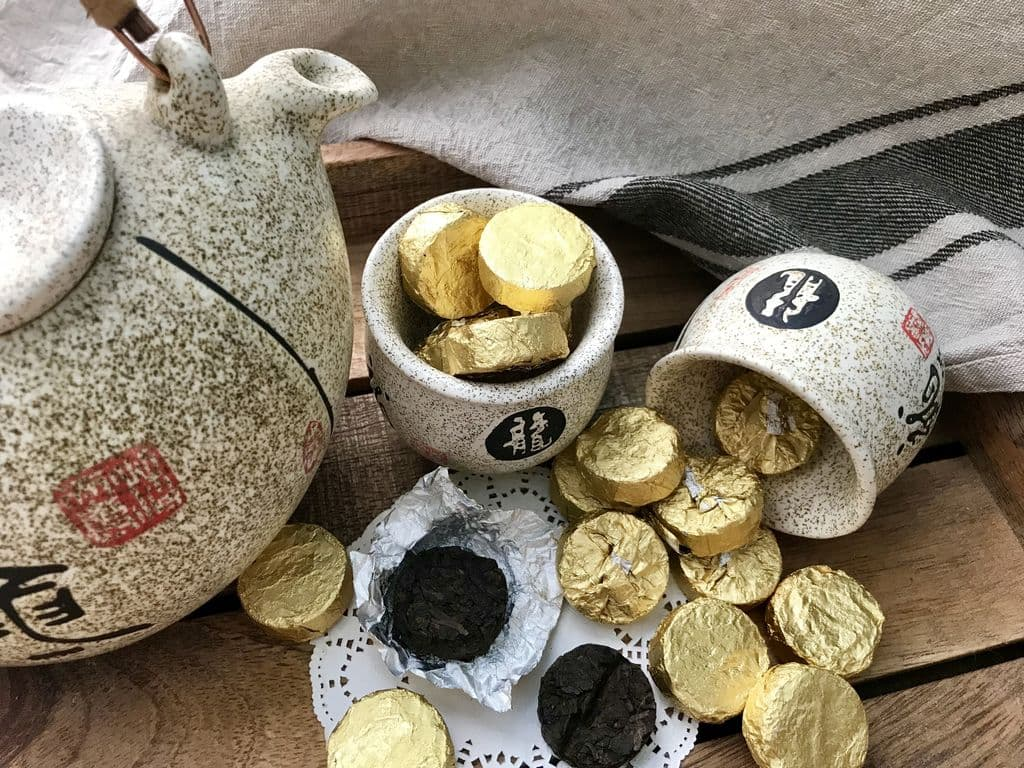 Чай пуэр - как делают, польза и вред, вкусовые качества и эффект от употребления